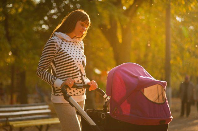 Kupno wózka dziecięcego